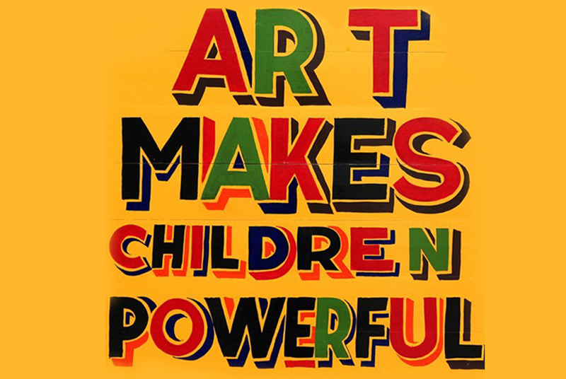 Children & art