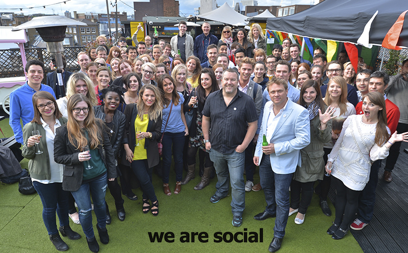 Roundup 20th Dec - We are social