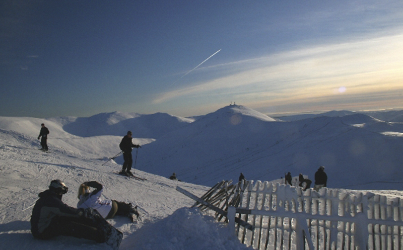Pistes of Gleneagles, Scotland