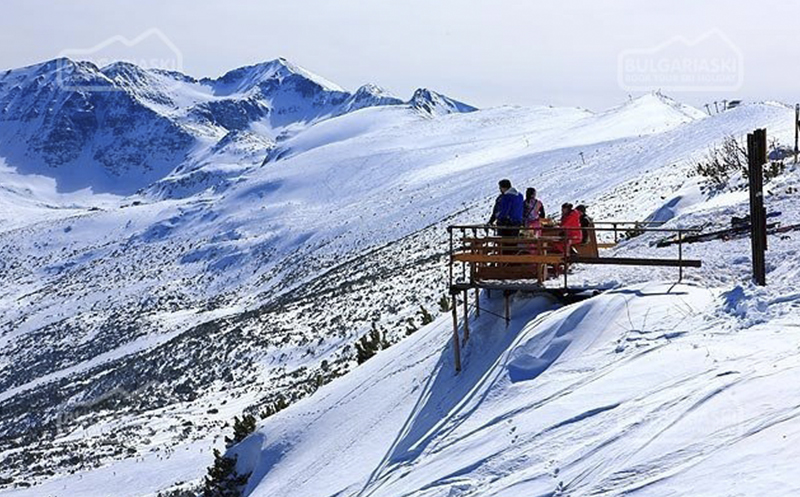 Ski resort, Borovets, Bulgaria