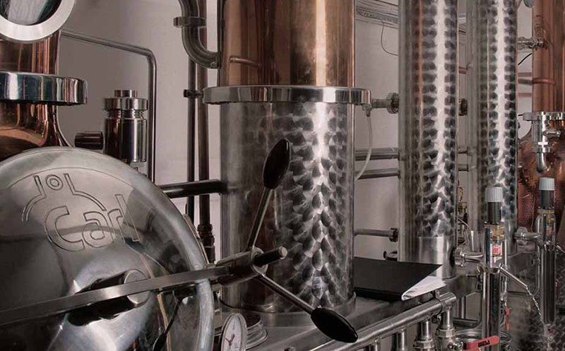 London Bar Consultants - Distillery