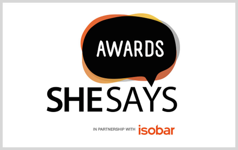 SheSays awards