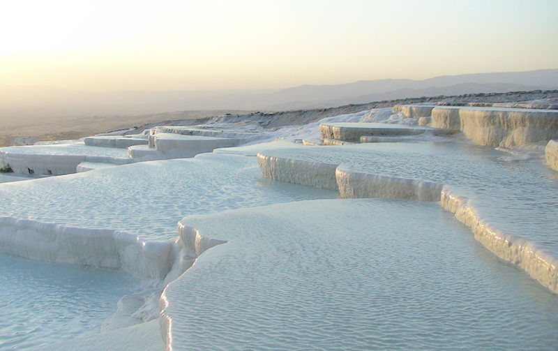 Turkish Delight - Pamukkale