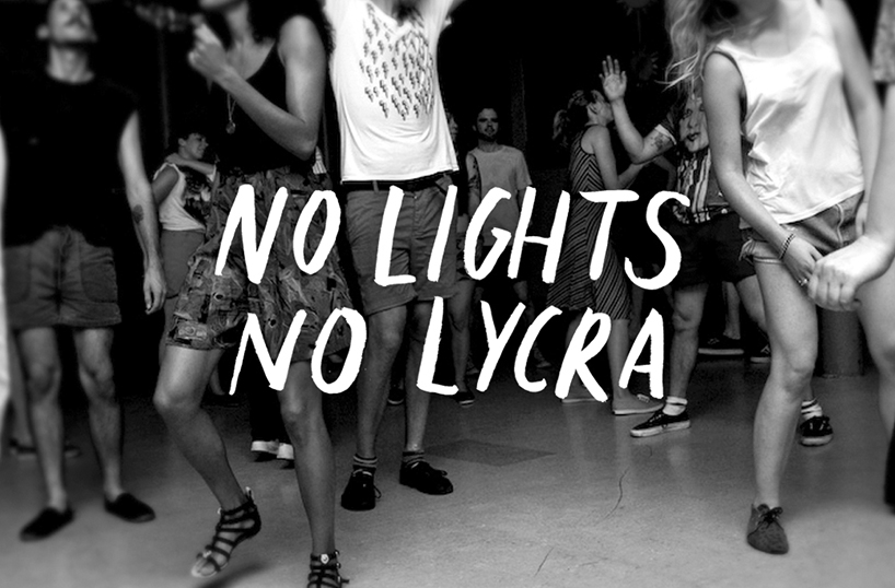 No Lights No Lycra H