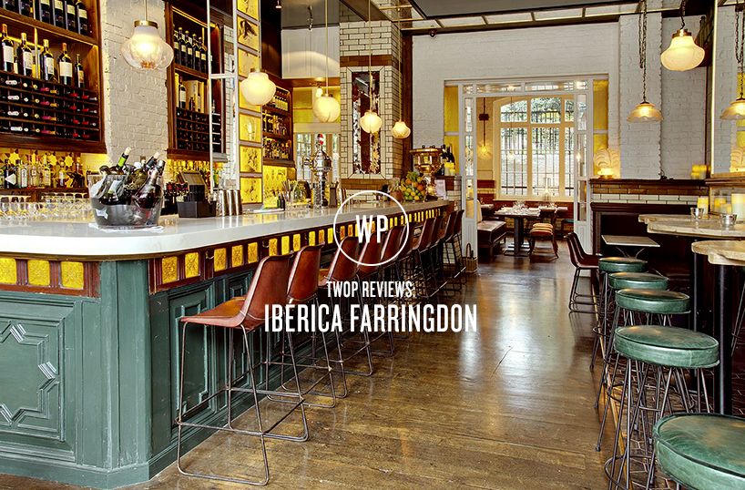 Iberica review