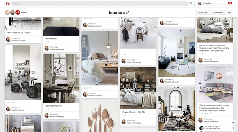 Pinterest Success - Interiors