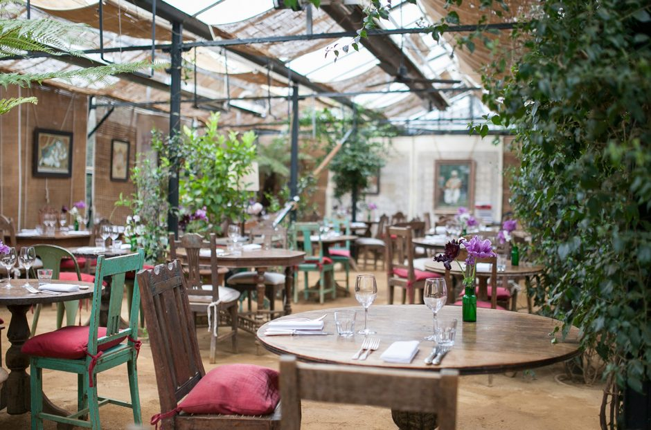 Garden Centre: Eat Amongst Nature At Richmond's Petersham Nurseries