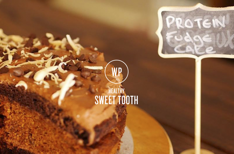 Healthy Sweet Tooth - Nosh Cake