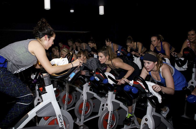 Fitness Classes - Boom Cycle