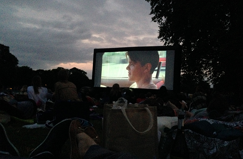 Pop Up Screens - Good Will Hunting
