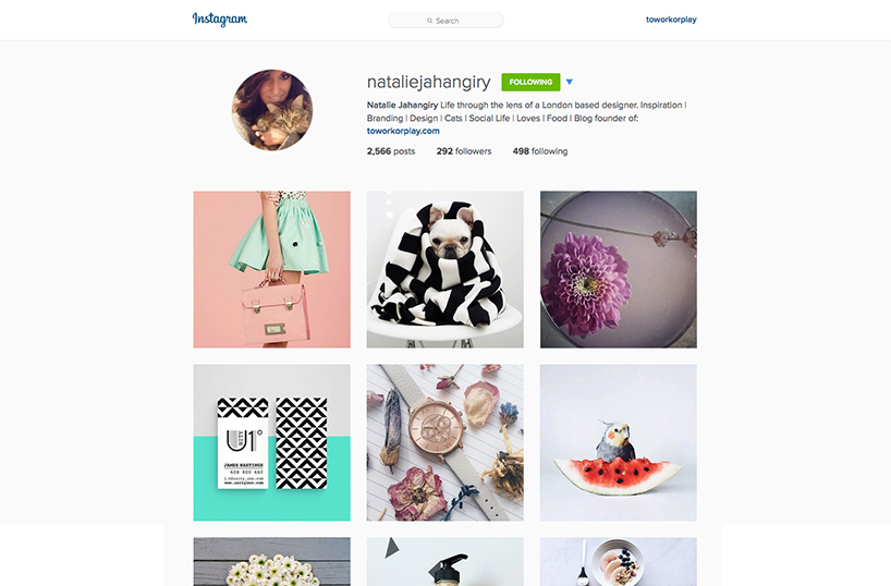 Instagram Themes The New Portfolio To Work Or Playto Work Or Play A Blog Of Two Halves Lifestyle Guidance For City Savvy Socialites And Insight Inspiration And Opinion For Ad Curious Folk