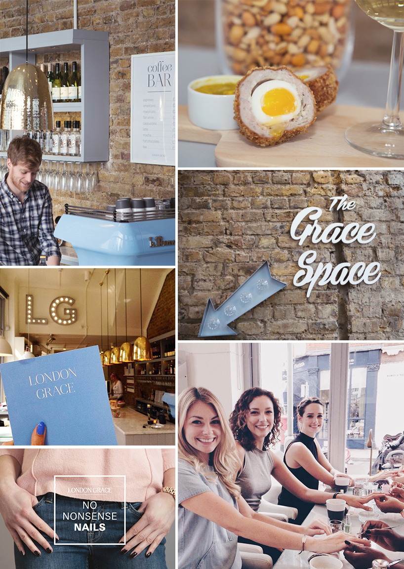 London Grace - Putney, interiors and services