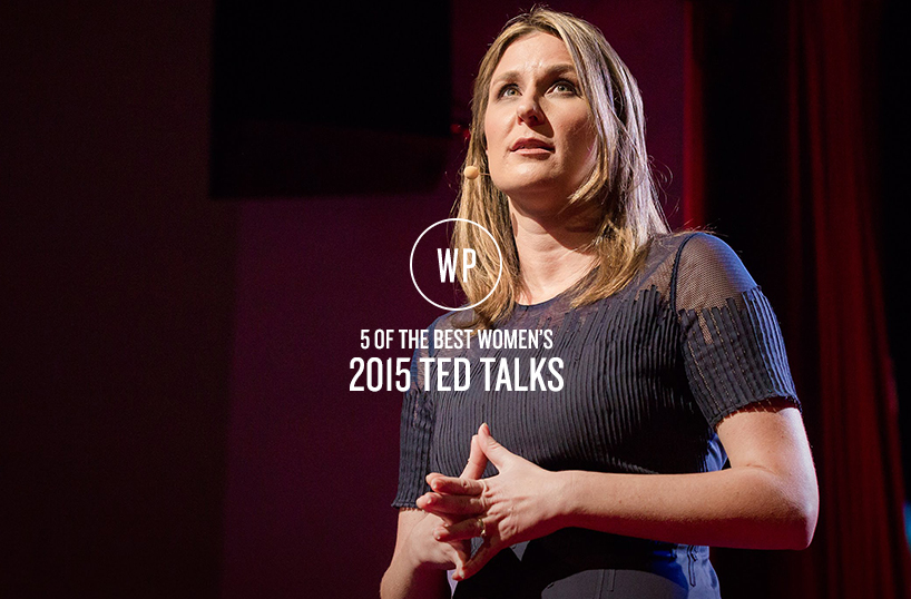 TED Women's Talks 2015