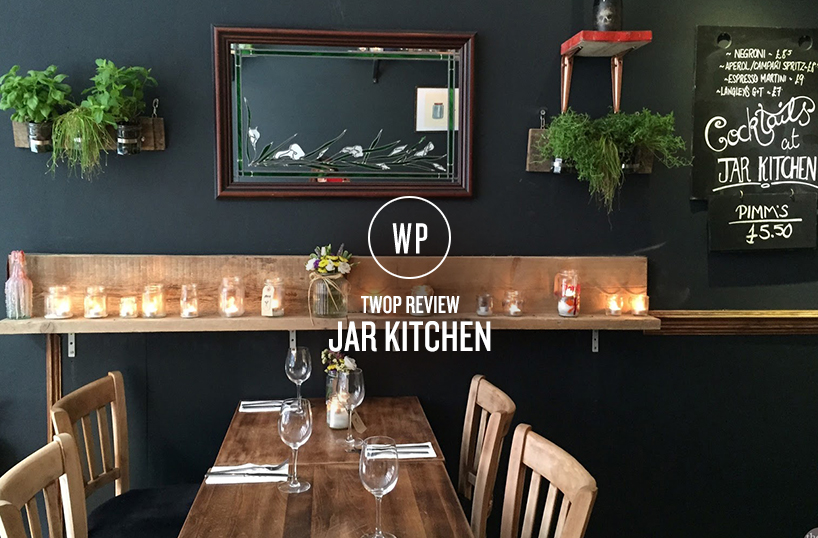 Jar Kitchen Review