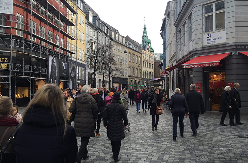 Copenhagen shopping
