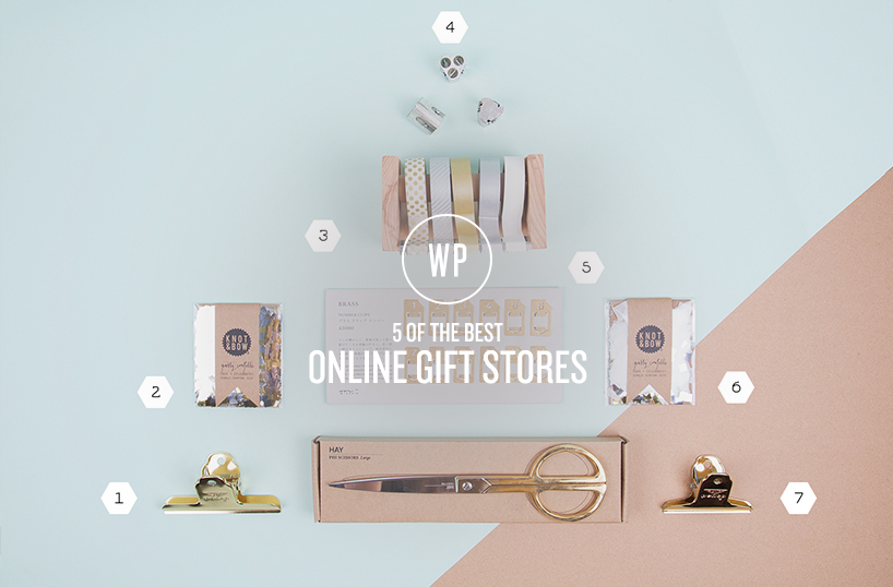 5 of the best - Online Gift Stores