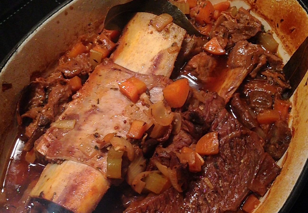 Slow Cook Sunday Beef Shin Stew To Work Or Playto Work Or Play A Blog Of Two Halves