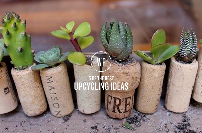 Upcycling tips