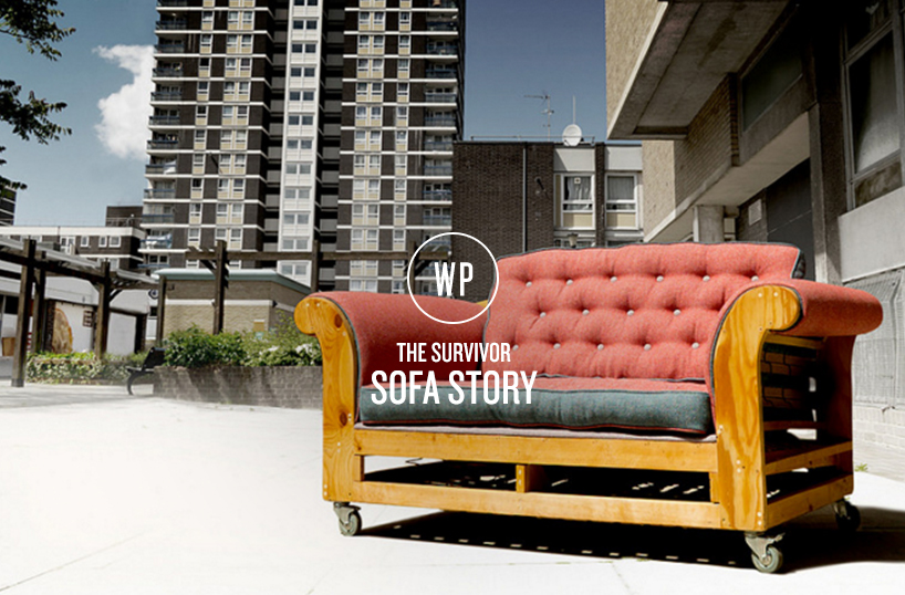 Sofa Story - Paul Wyatt
