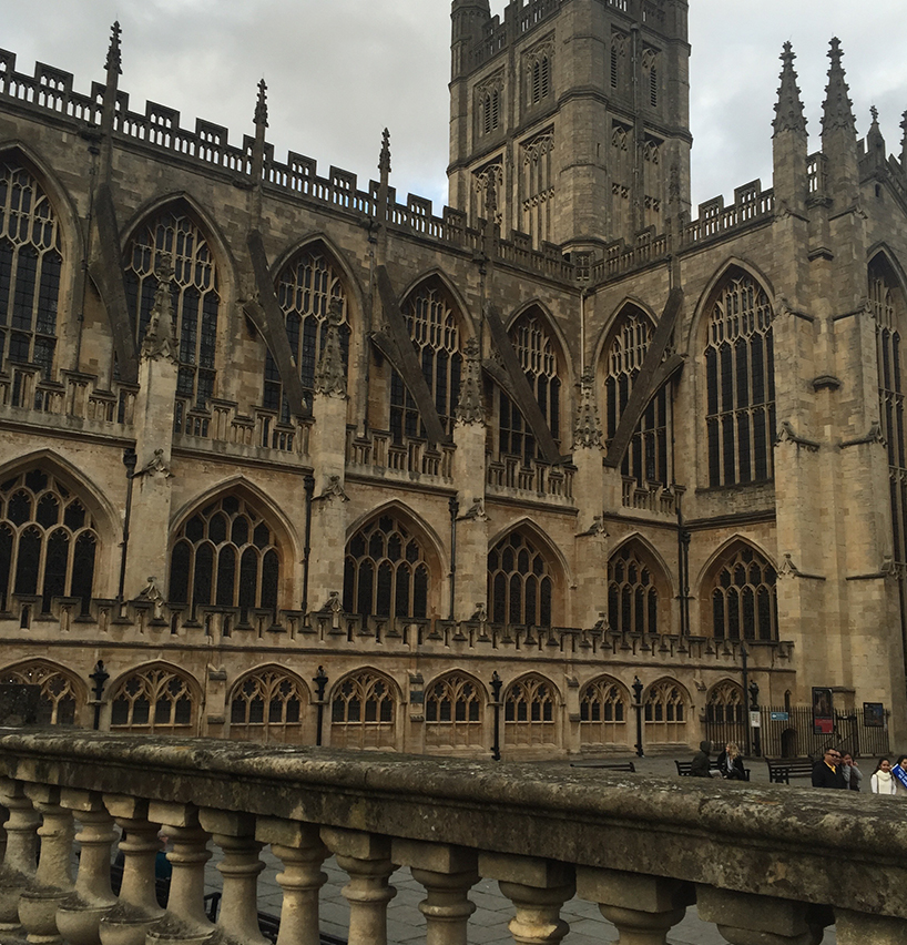 Bath_Bath Abbey