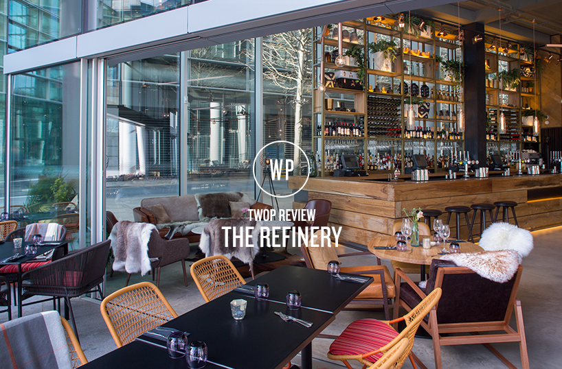 Refinery Regent's Place review