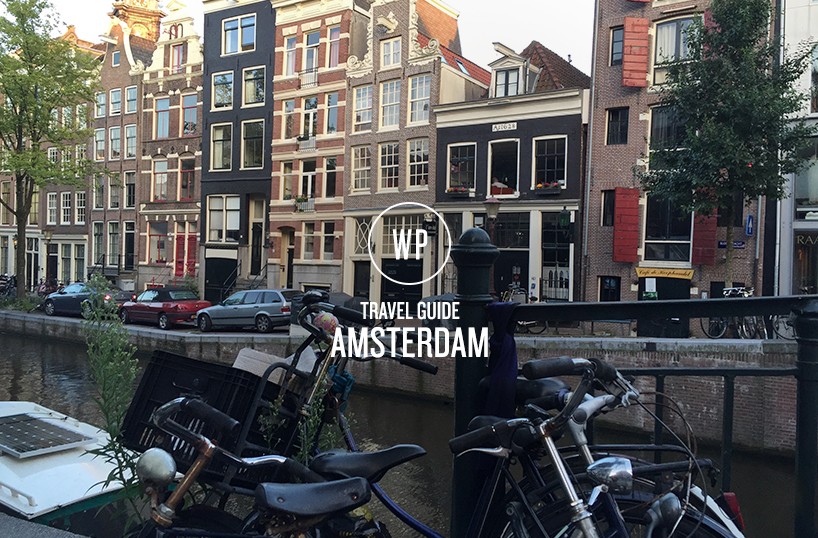 Travel guide: Amsterdam