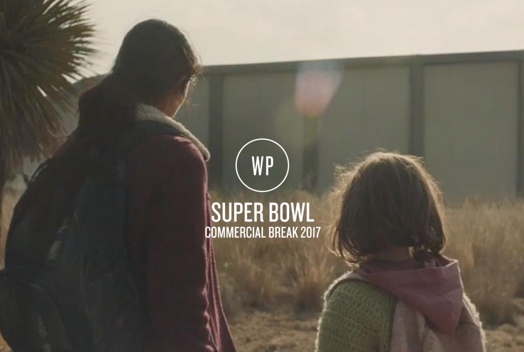 SuperBowl 2017 - The Entire Journey 84 Lumber