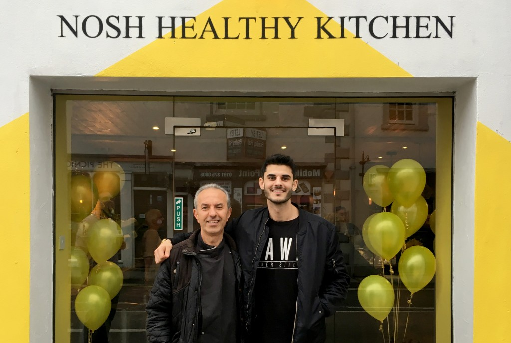 Nosh Healthy Kitchen Open it's Doors in Durham