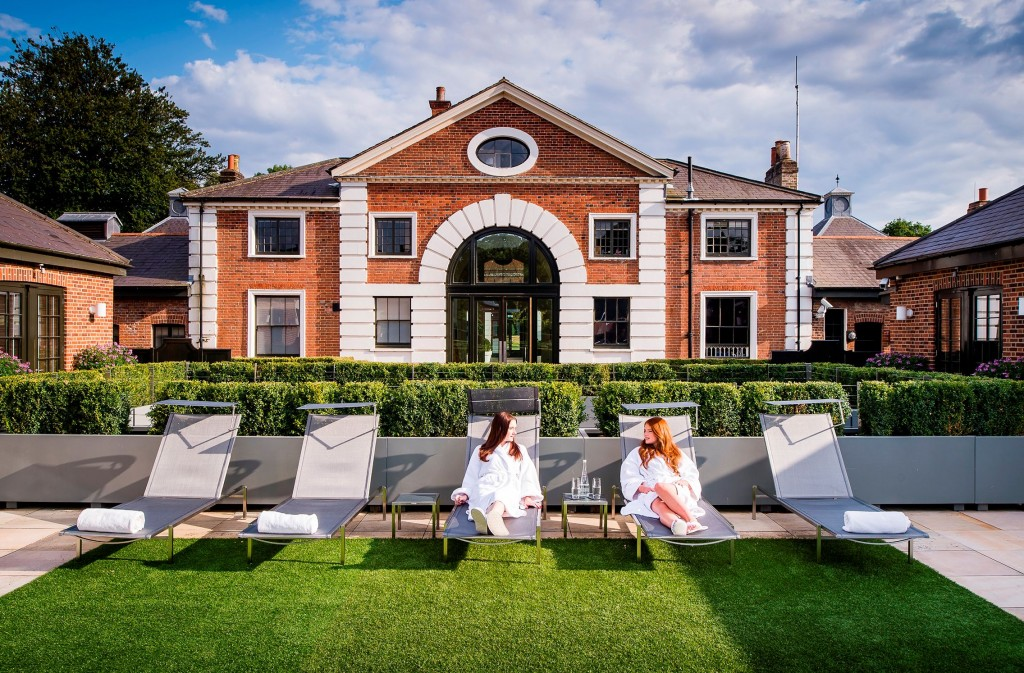 Hotel Review: The Grove, London's Country Estate