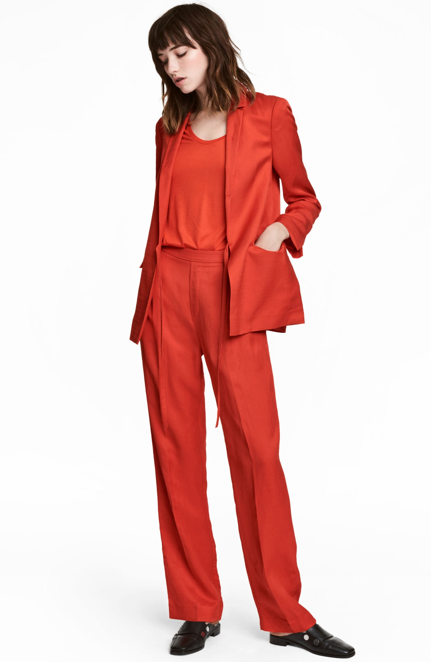 H&M jacket and trousers